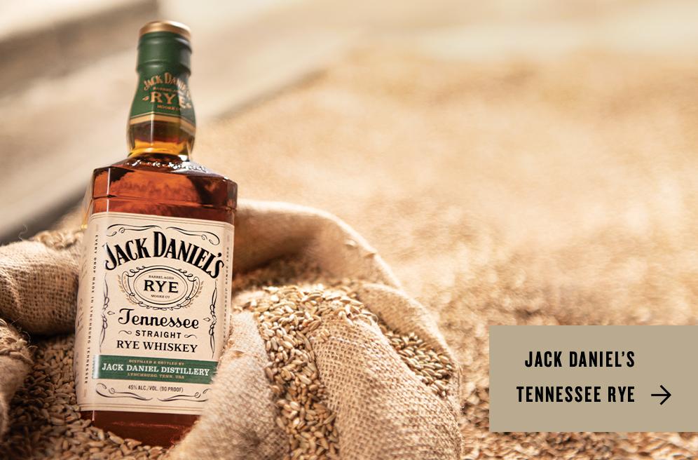 Jack Daniel's Tennessee Rye