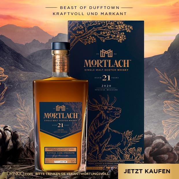 Mortlach 21 Jahre
